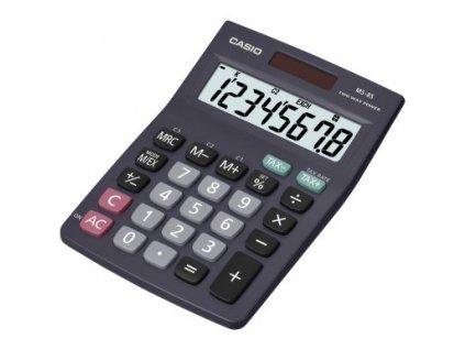 Kalkulačka Casio MS 8(B)S - černá