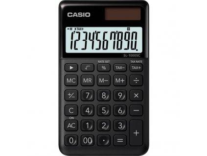 Kalkulačka Casio SL 1000 SC BK - černá