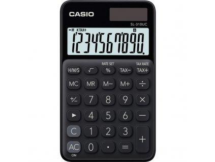 Kalkulačka Casio SL 310 UC BK - černá