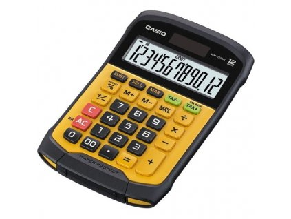 Kalkulačka Casio WM 320 MT - černá/oranžová