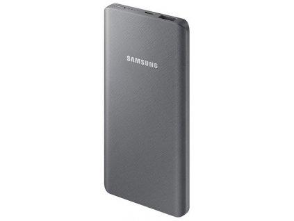 Powerbank Samsung 5000 mAh, micro USB - šedá