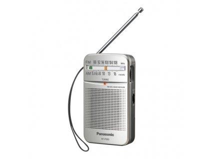 Radiopřijímač Panasonic RF-P50DEG-S