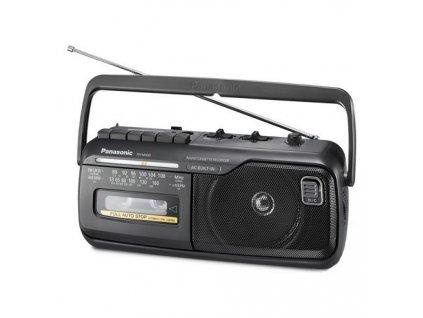 Radiomagnetofon Panasonic RX-M40DE-K