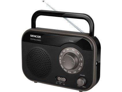 Radiopřijímač Sencor SRD 210 B