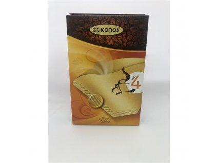Filtr kávový Jolly vel. 4 (100 ks)