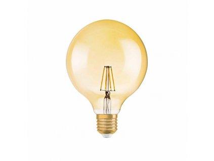Žárovka LED Osram Vintage E27, 4 W, teplá bílá
