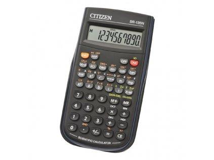 Kalkulačka Citizen SR-135N - černá