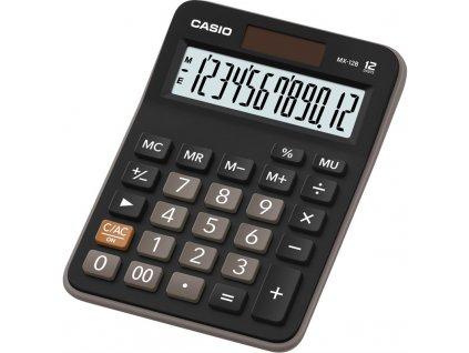 Kalkulačka Casio MX-12B BK - černá