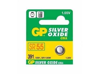 Baterie GP 391 (SR55)