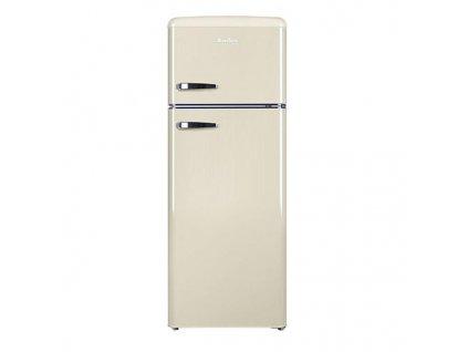 Kombinovaná chladnička Amica VD 1442 AM, Retro
