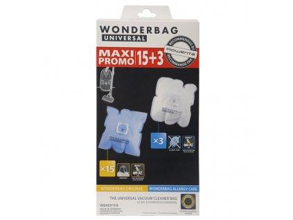 Sáčky do vysavače Rowenta WB4091FA Wonderbag