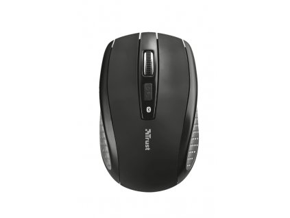 Myš Trust Siano Bluetooth / optická / 4 tlačítka / 1600dpi - černá