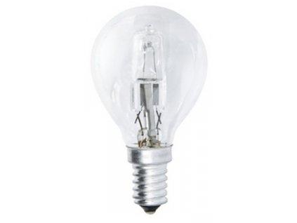 Žárovka halogenová EMOS klasik, 42W, E14, teplá bílá