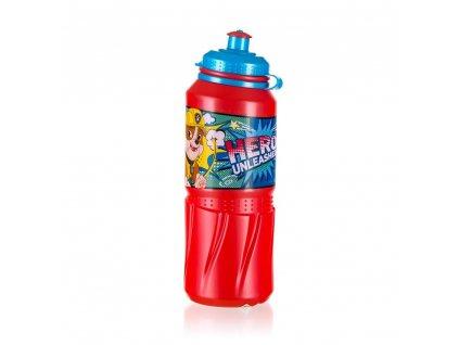Láhev plastová sportovní EASY PATROLA 530 ml