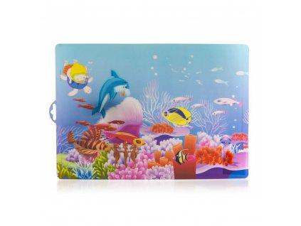 BANQUET Prostírání plastové SEA 43 x 29 cm