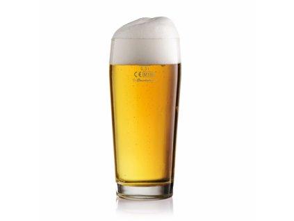 Sklenice pivní JUBILEE cejch 0,3 l