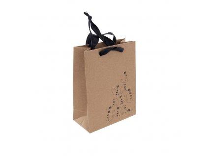 Taška dárková 14x18 cm CATS