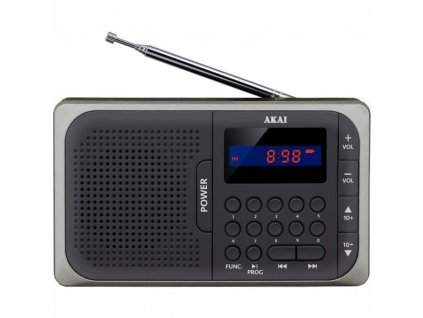 Radiopřijímač AKAI APR-210