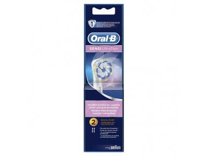 Náhradní kartáček Oral-B EB 60-2 Sensitive NEW