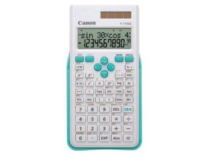 Kalkulačka Canon F-715SG - bílá/modrá