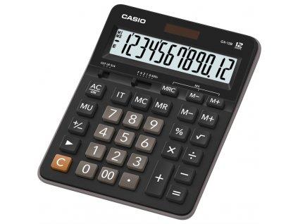 Kalkulačka Casio GX-12B - černá