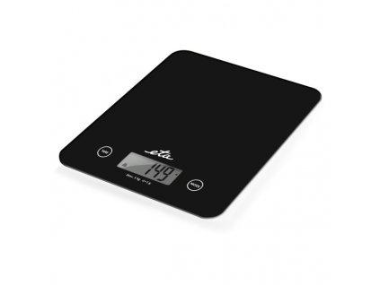 Kuchyňská váha ETA Lori 2777 90050, černá barva