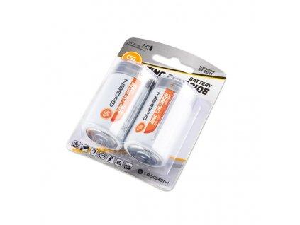 Baterie zinkochloridová GoGEN D, R20, blistr 2ks