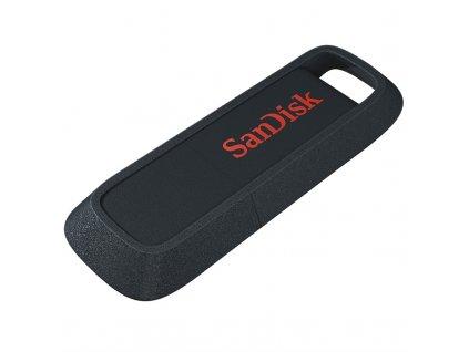 Flash USB Sandisk Ultra Trek 64GB USB 3.0 - černý