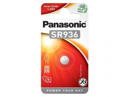 Baterie Panasonic SR936, blistr 1ks