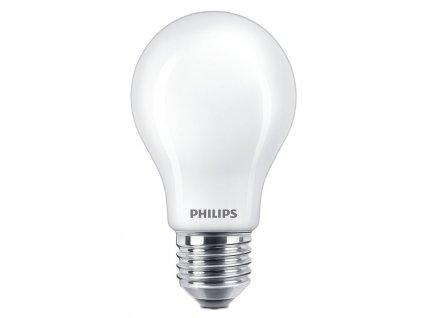 Žárovka LED Philips klasik, 10,5W, E27, teplá bílá