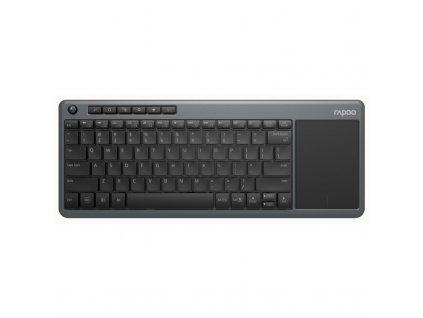 Klávesnice Rapoo K2600, CZ+SK layout - černá
