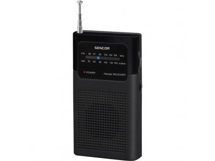 Radiopřijímač Sencor SRD 1100 B
