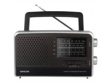 Radiopřijímač Sencor SRD 2806