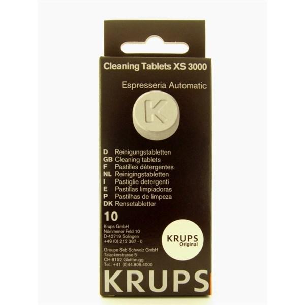Čistící tablety Krups XS300010