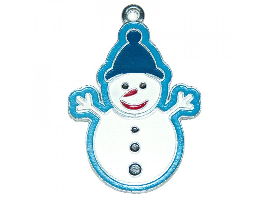 Snehulak modry 2