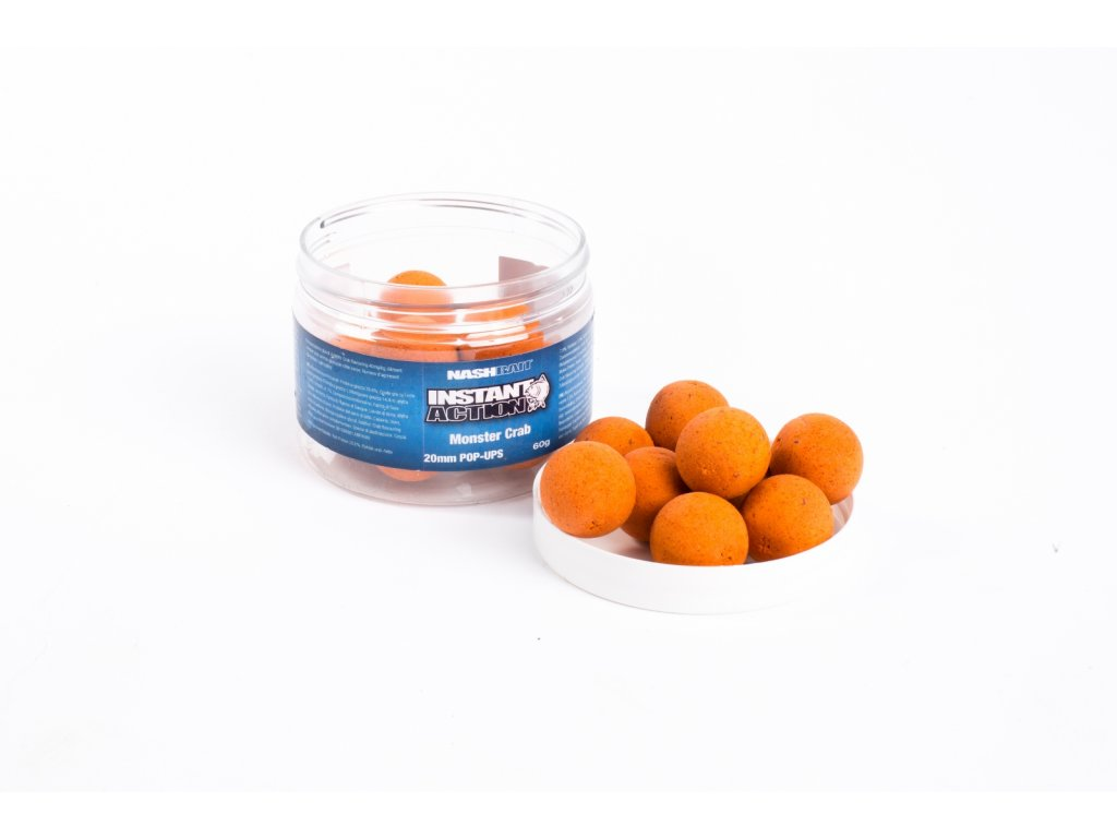 Monster Crab Pop Ups 15mm (35g) (Barva 4)