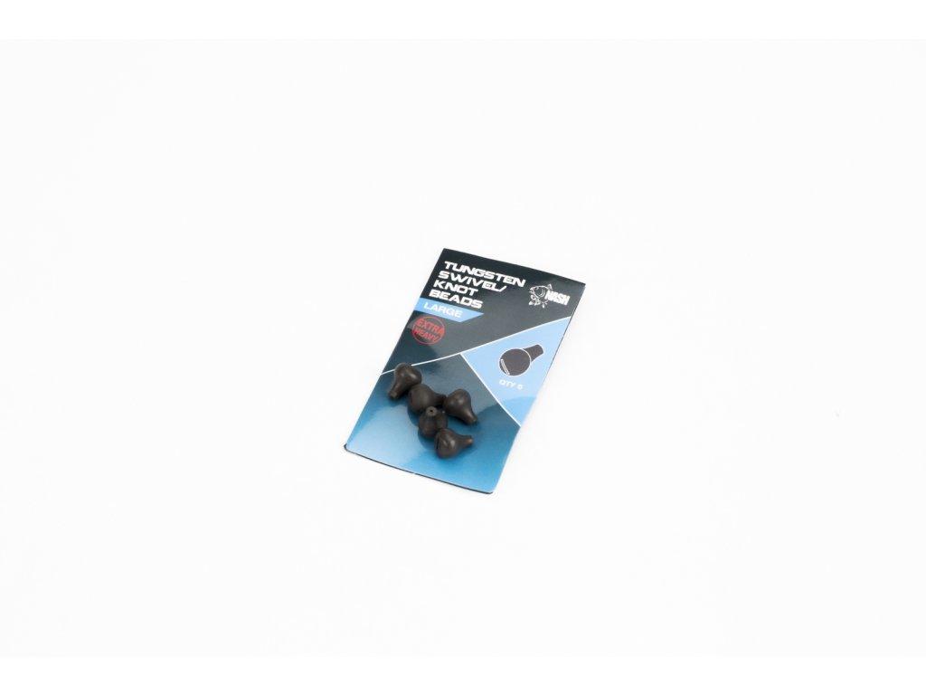 Tungsten Swivel/Knot Bead Large (Barva 2)