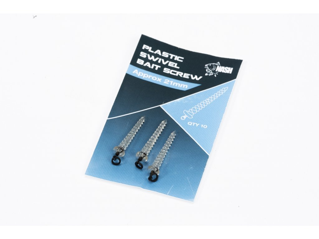 Plastic Swivel Bait Screw 21mm (Barva 2)