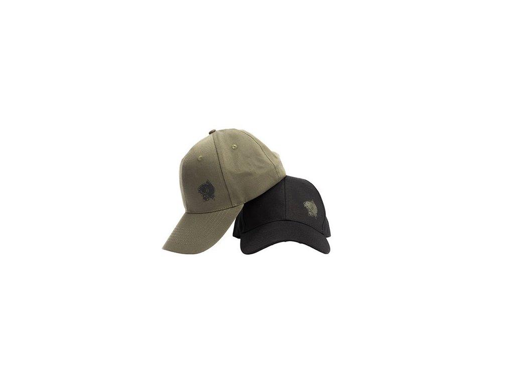 Nash Tackle Baseball Cap Green (Barva 2)