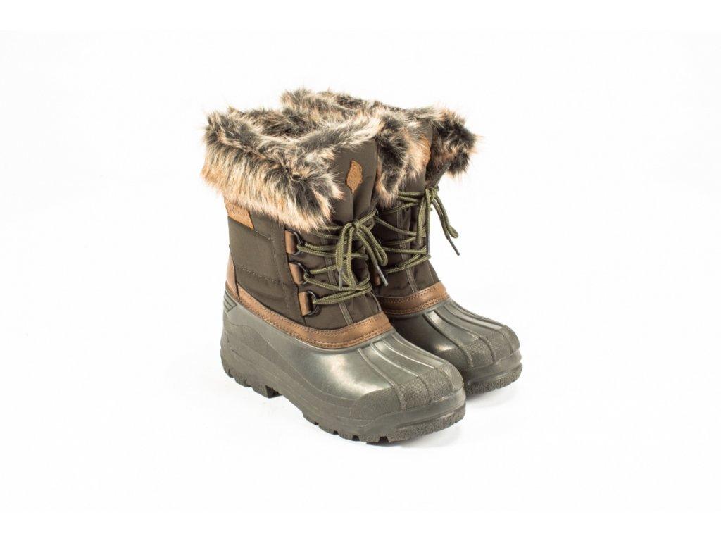 ZT Polar Boots Size 10 (Barva 6)
