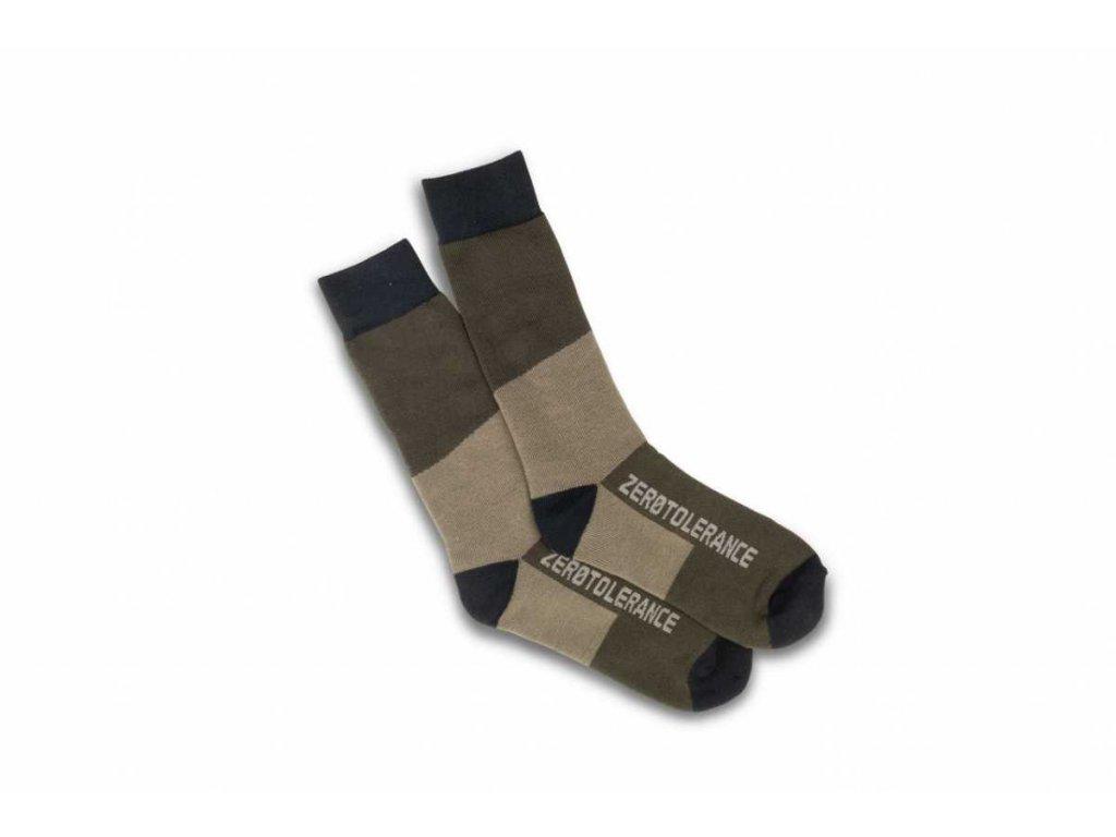 Teplé ponožky ZT Socks  (Velikost S)