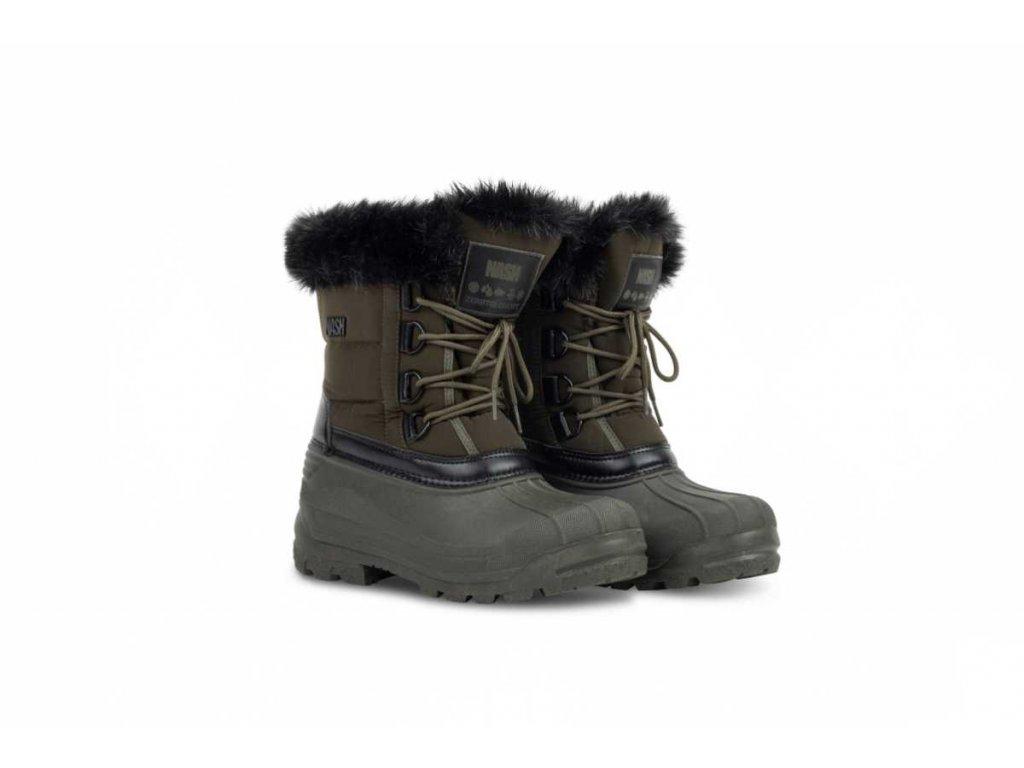 Zateplené Boty ZT Polar Boots (Velikost 40)
