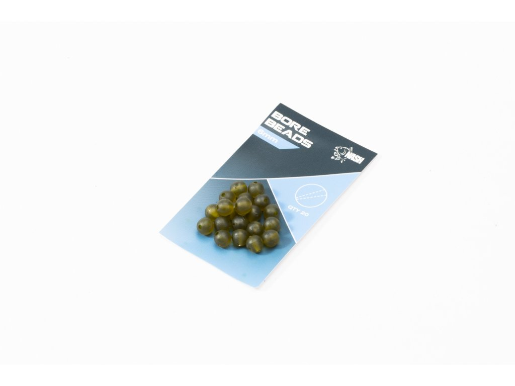 Bore Beads 6mm (Barva 2)
