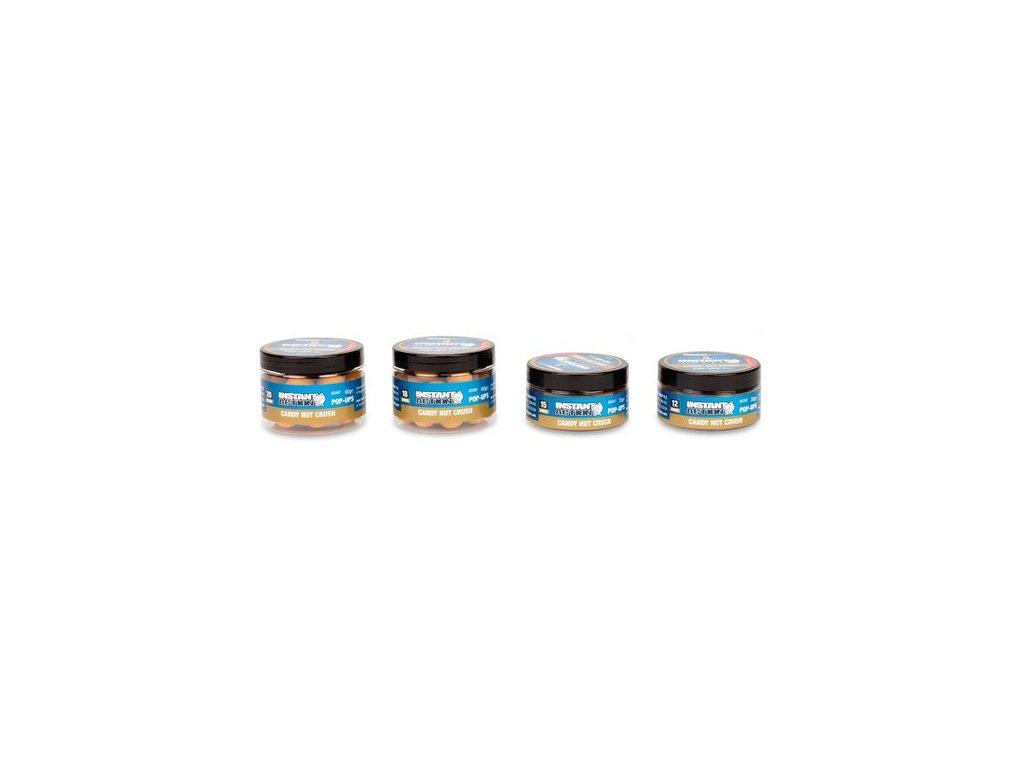 Candy Nut Crush Pop Ups 15mm (35g) (Barva 4)