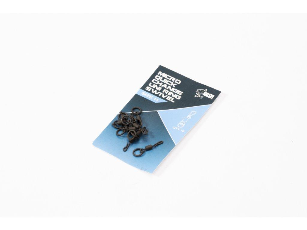 Quick Change Uni Micro Ring Swivel (Barva 2)