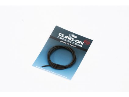 Cling-On Tungsten Tubing Dark Silt (Barva 3)