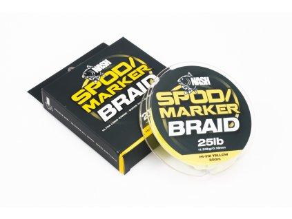 Spod & Marker Braid Hi Viz Yellow (Barva 2)