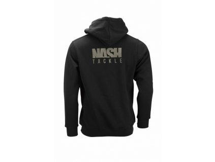 Nash Tackle Hoody Black XXL (Barva 9)