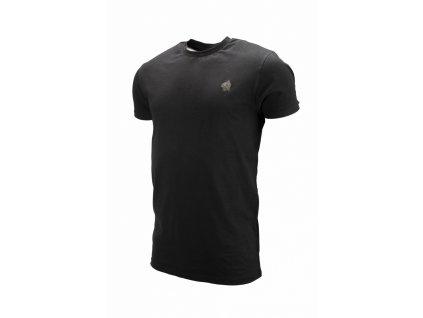Nash Tackle T-Shirt Black XXL (Barva 9)
