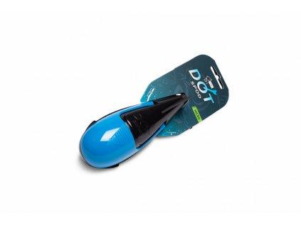 Micro Dot Spod Black/Blue (Barva 2)
